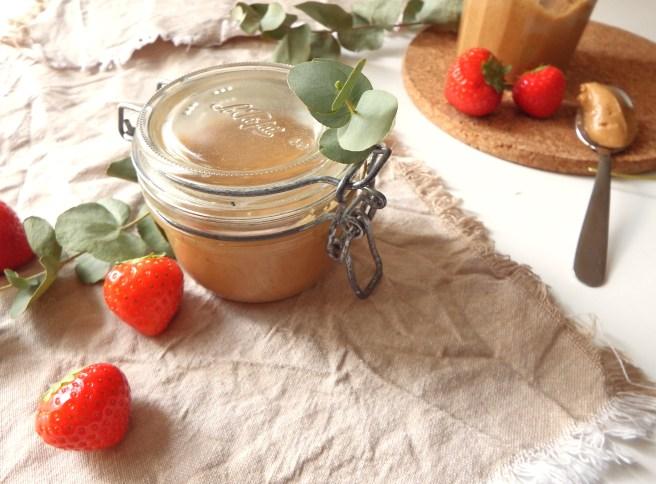 Praliné maison aux noisettes, amandes et noix de macadamia
