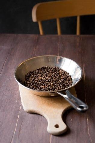Préparer et torréfier son propre café en grains - Café du Kilimandjaro - photography