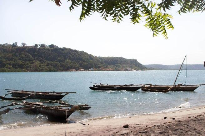 Ville de Pangani en Tanzanie - Afrique