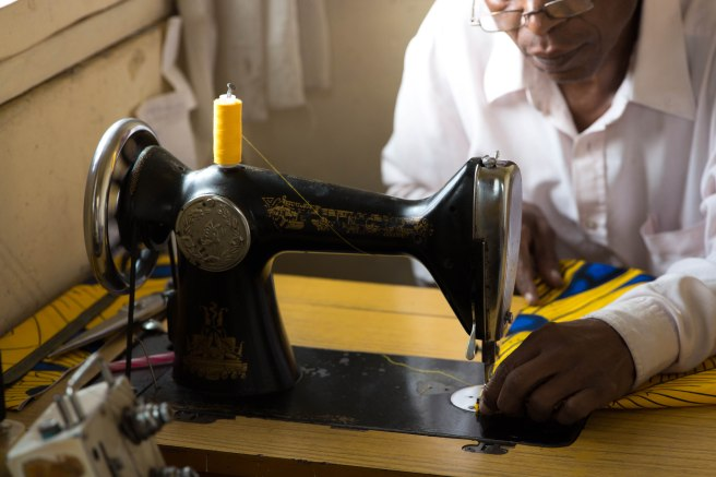 Ville d'Arusha en Tanzanie - Afrique