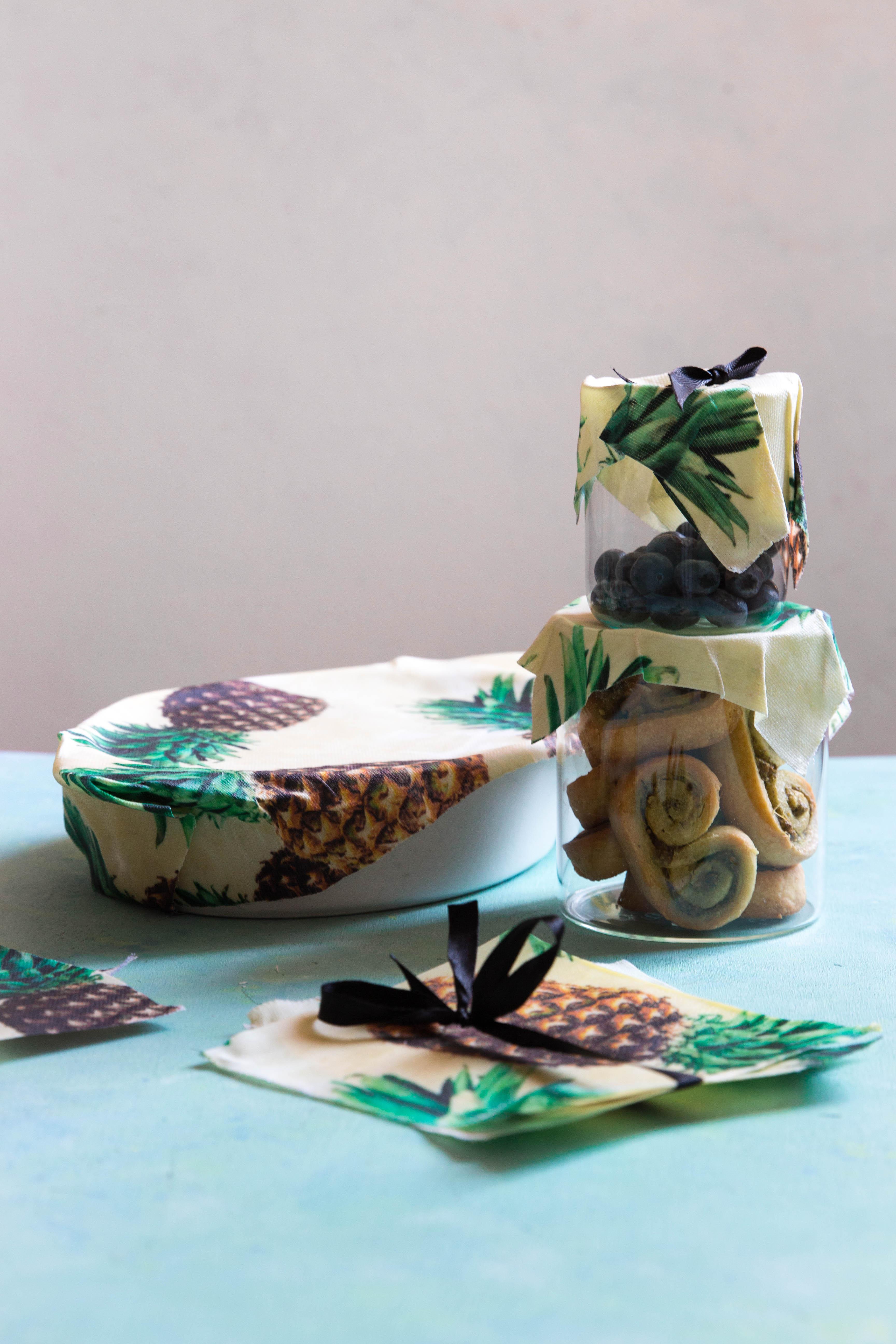 DIY Bee's Wrap, le parfait emballage alimentaire écologique en cire d'abeille à faire soi-même - Do It Yourself photography