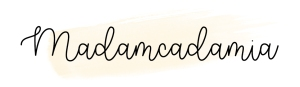 Logo blog Madamcadamia