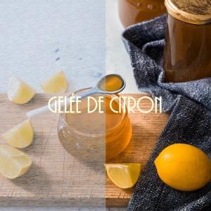 Recette de gelée de citrons jaunes sans amertume