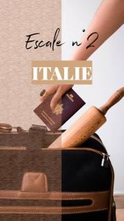 Tour du monde culinaire (ITALIE) - Madamcadamia