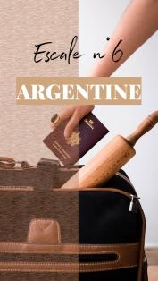 Tour du monde culinaire (ARGENTINE) - Madamcadamia