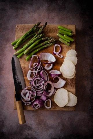 Tempura de légumes comme au japon - photography