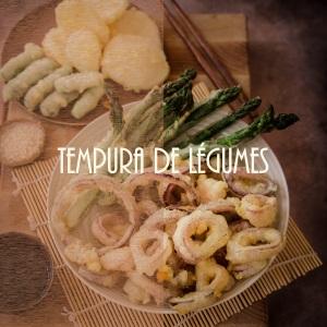 Recette de tempuras de légumes japonais