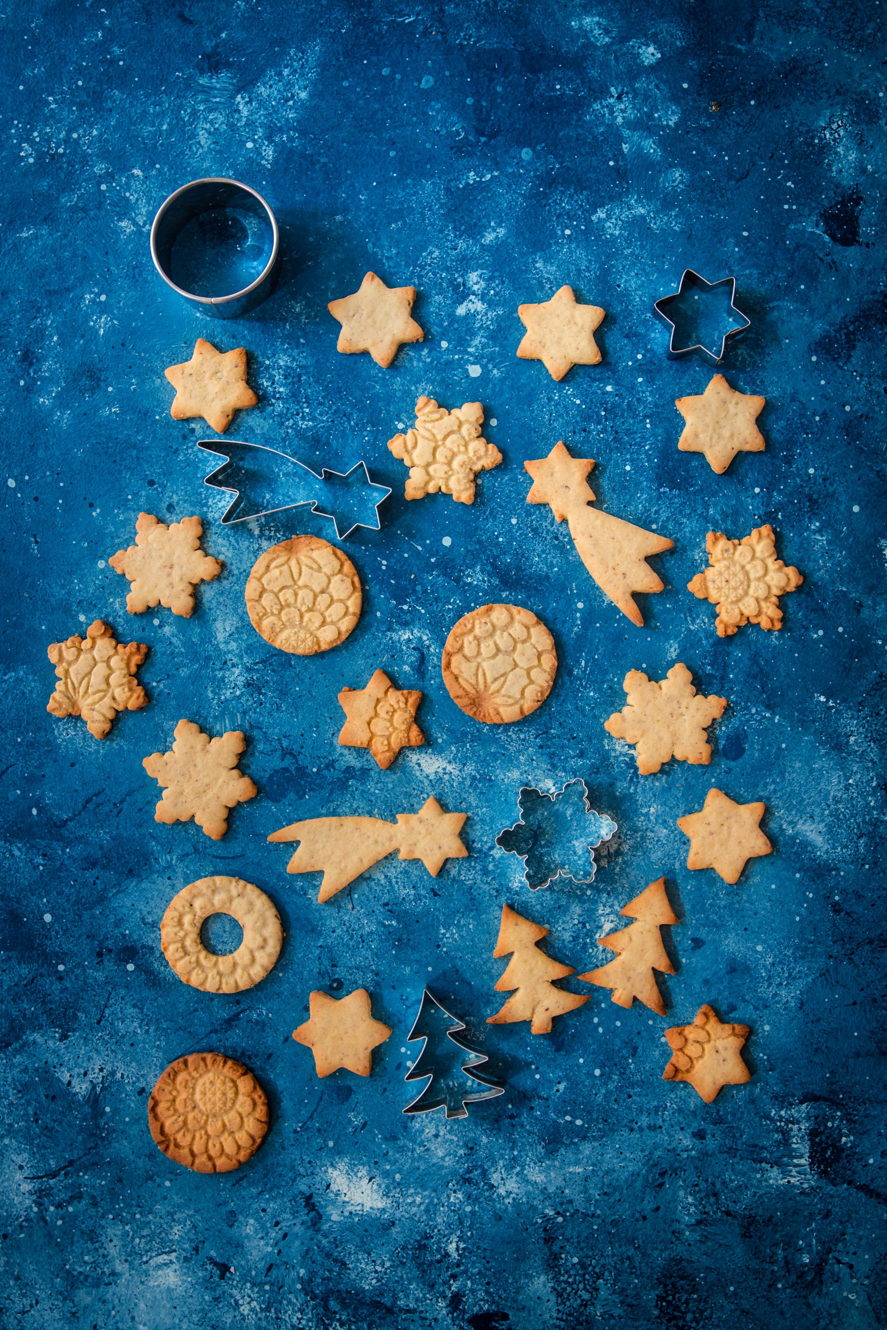 Sablés de Noël facile au sucre glace - photography