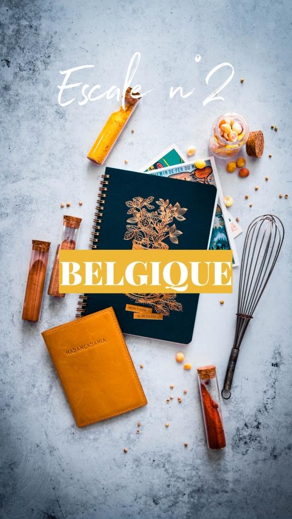 Tour du monde culinaire - Escale Belgique