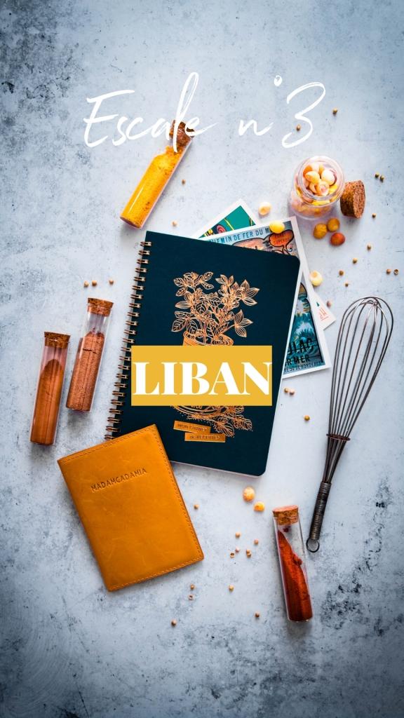 Tour du monde culinaire - Escale Liban