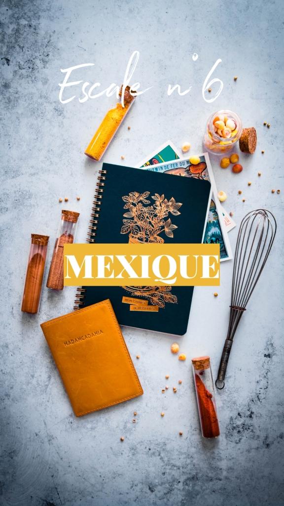 Tour du monde culinaire - Escale Mexique